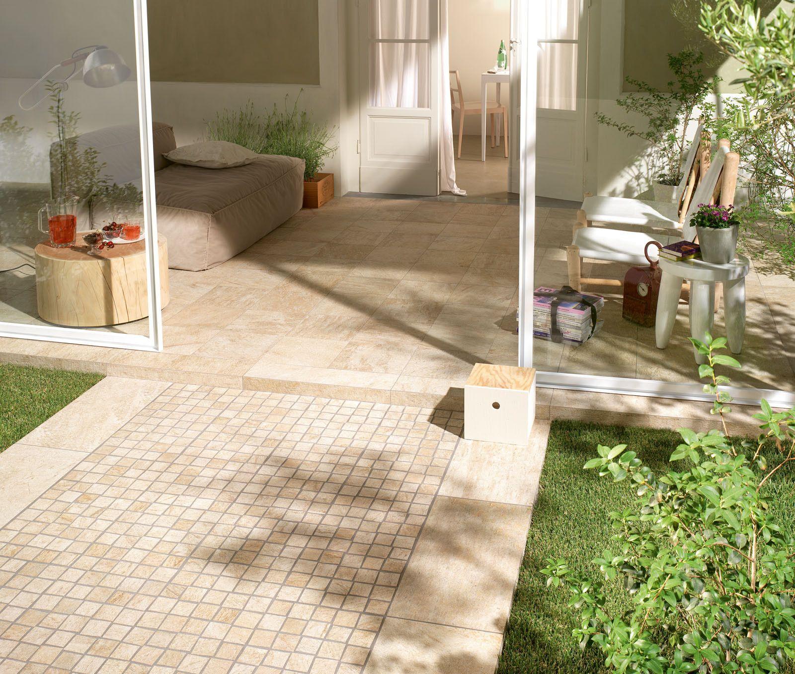 #Marazzi #Multiquartz #Mosaico Beige 30x60 cm MJRZ | #Gres | su #casaebagno.it a 91 Euro/mq | #mosaico #bagno #cucina