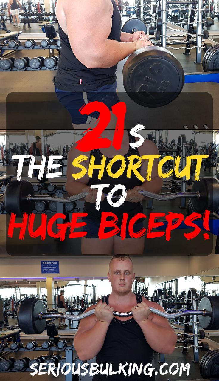 21s The Shortcut To Huge Biceps Bicep Muscle Huge Biceps Biceps
