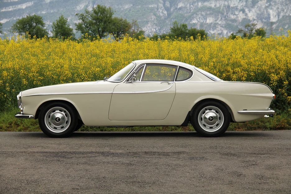 Used Car Values Volvo P1800 S Coupe Klassieke auto's, Volvo