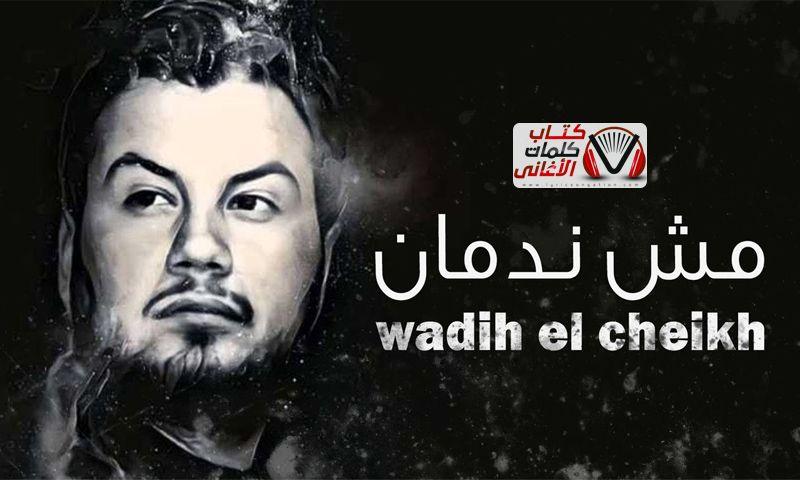كلمات اغنية مش ندمان وديع الشيخ Poster Movie Posters Lyrics