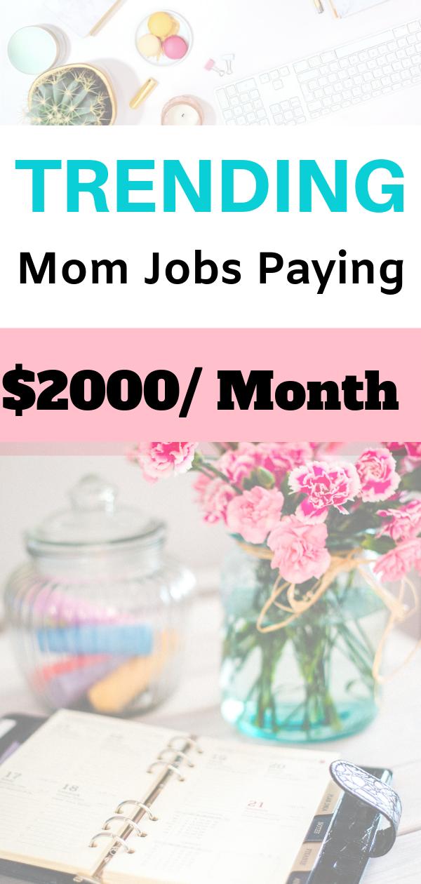 Beste flexible Arbeit von zu Hause aus Mom Jobs   – Work From Home Jobs