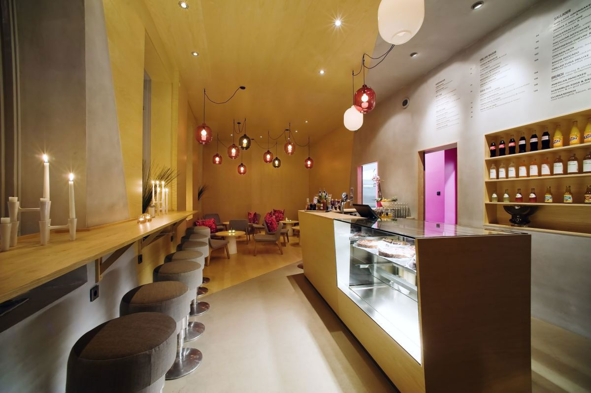 Cafe Interior The First Steps To Get A Good Cafe Interior Design   Cafe  Designs Interiors