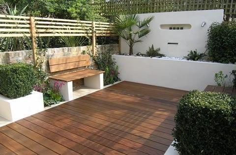 Advies voor kleine tuin gedeeltelijke aanleg garden for Aanleg kleine tuin