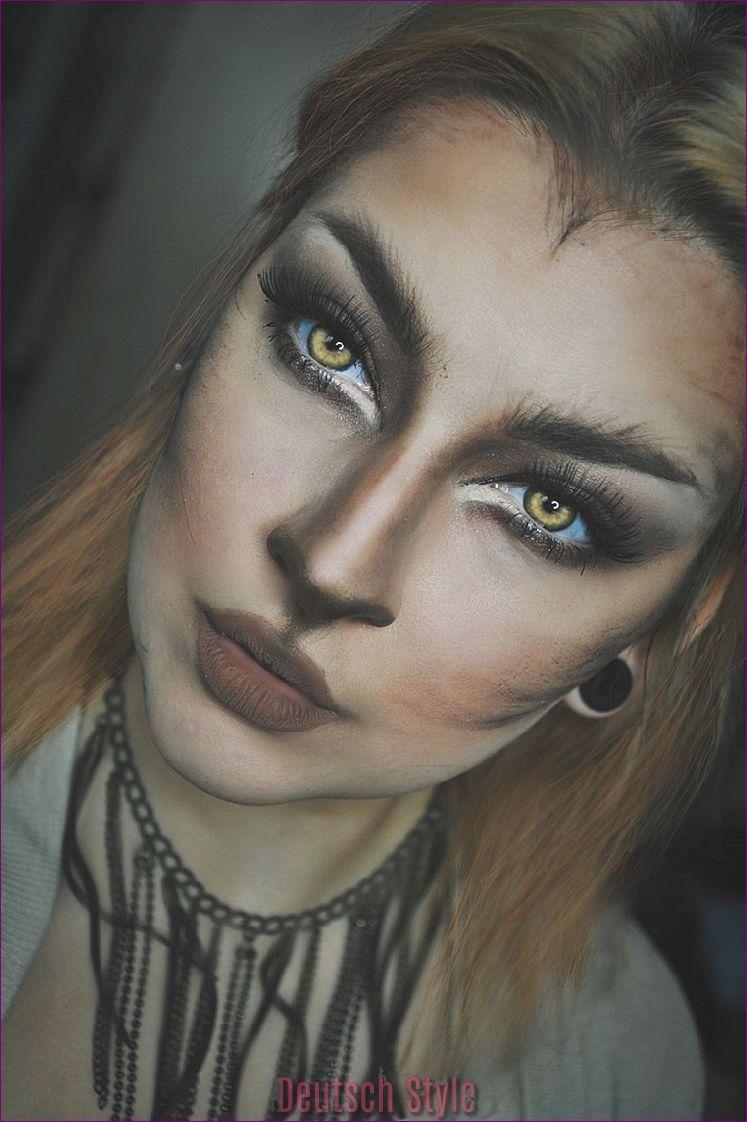 100 maquillage Halloween + idées à ne pas manquer – style allemand