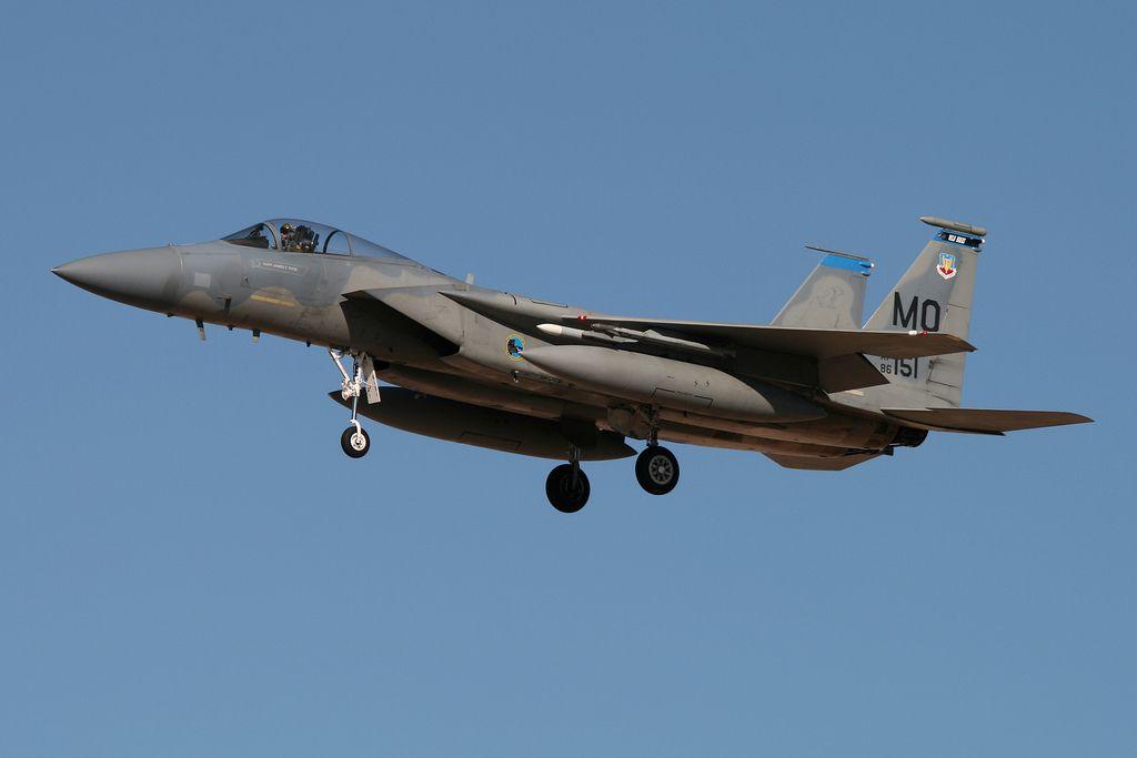 "McDonnell-Douglas F-15C Eagle s/n 86-0151, 390th FS ""Wild Boars"" | Flickr - Photo Sharing!"