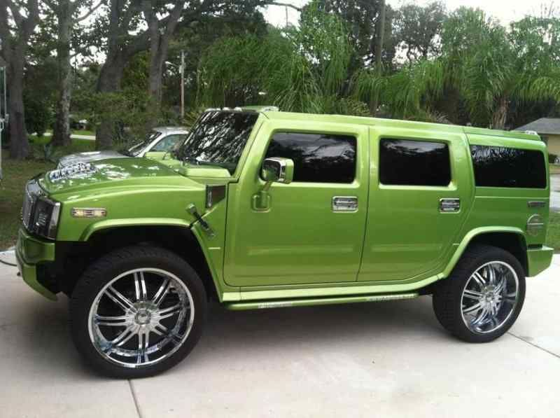 Hummer h2 hummer h2 show truck in hummer ebay motors for Ebay motors cars and trucks