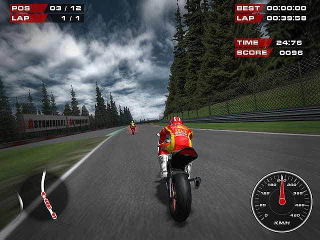 Super Bikes Screenshot 2 Racing Games Racing Car Games