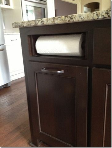 Under The Cabinet Paper Towel Holder Amazing Under Cabinet Paper Towel Roll  Home  Pinterest  Paper Towels And Decorating Inspiration