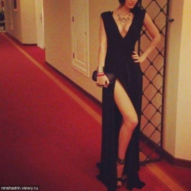 Black dress tumblr | black prom dresses tumblr ycvrbH52 | Bury Me ...