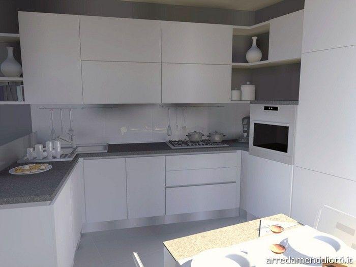 Mobili Diotti ~ Cucina spring bianca e porta tv rack orientabile diotti a f