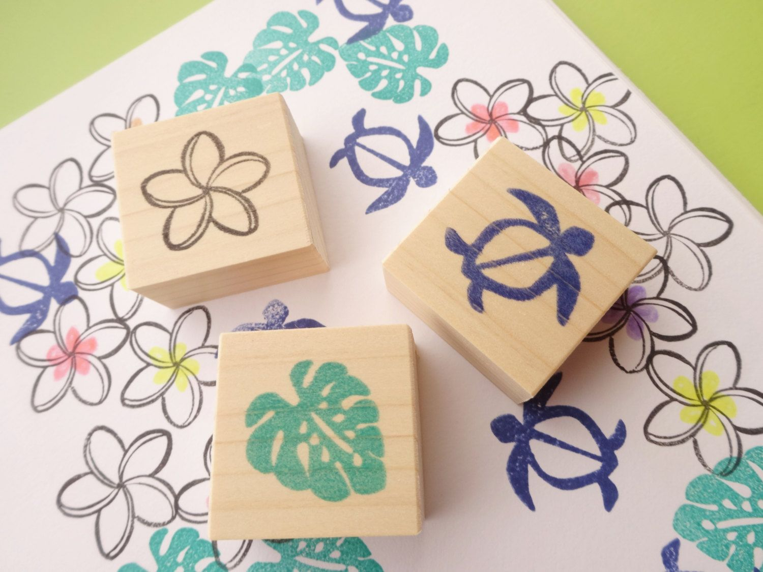 Holiday Crafts: Rubber Stamp Decorations Holiday Crafts: Rubber Stamp Decorations new photo