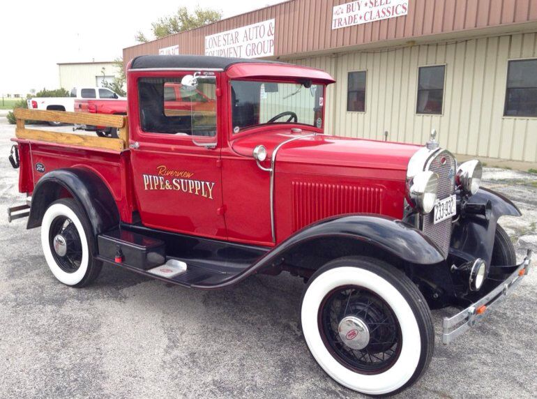 1931 Ford Model A Pickup....
