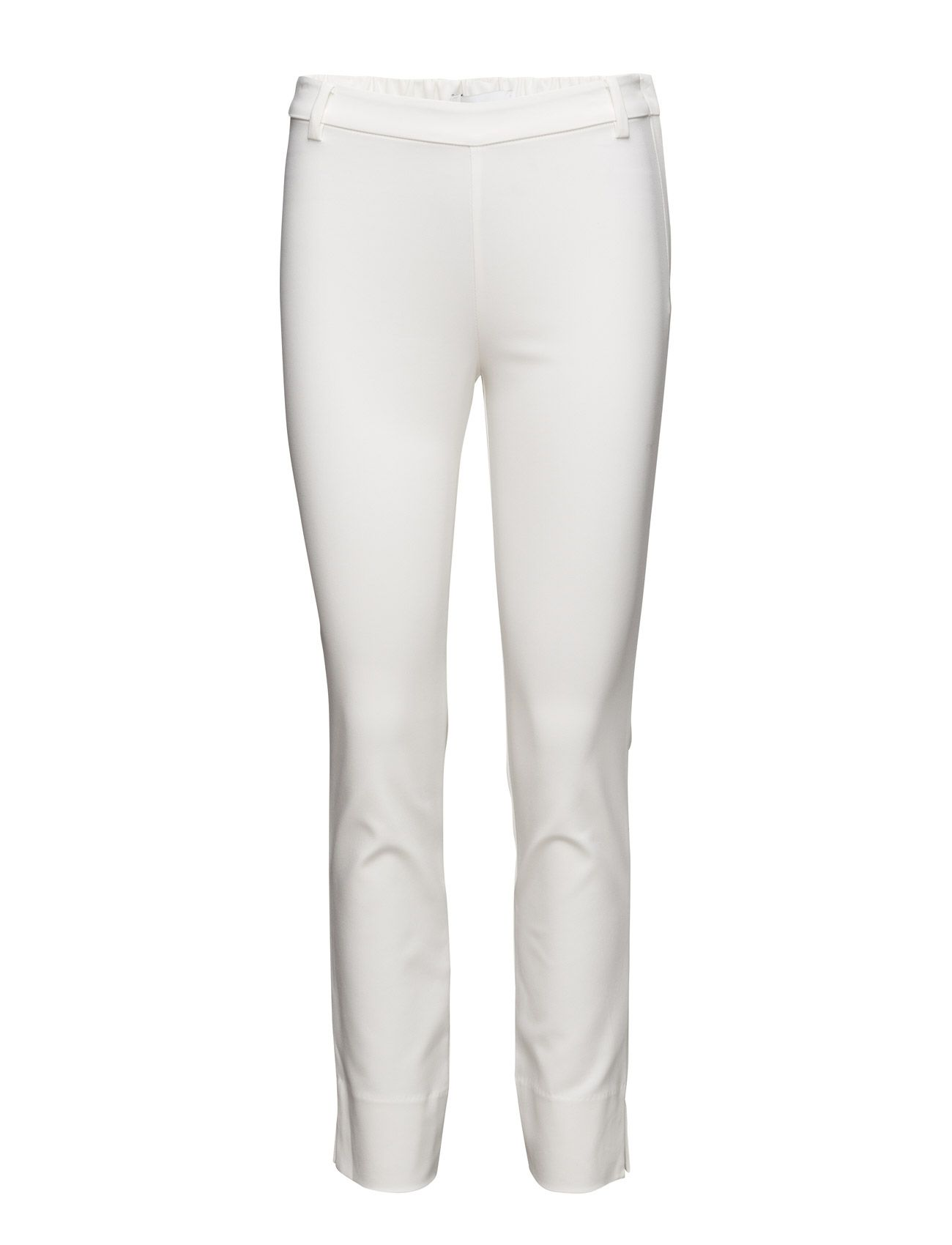 Samsøe & Samsøe Lugo pants 6272 housut slim fit valkoinen 99 e