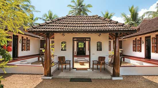 Traditional kerala house google search homes for Traditional house plans in india