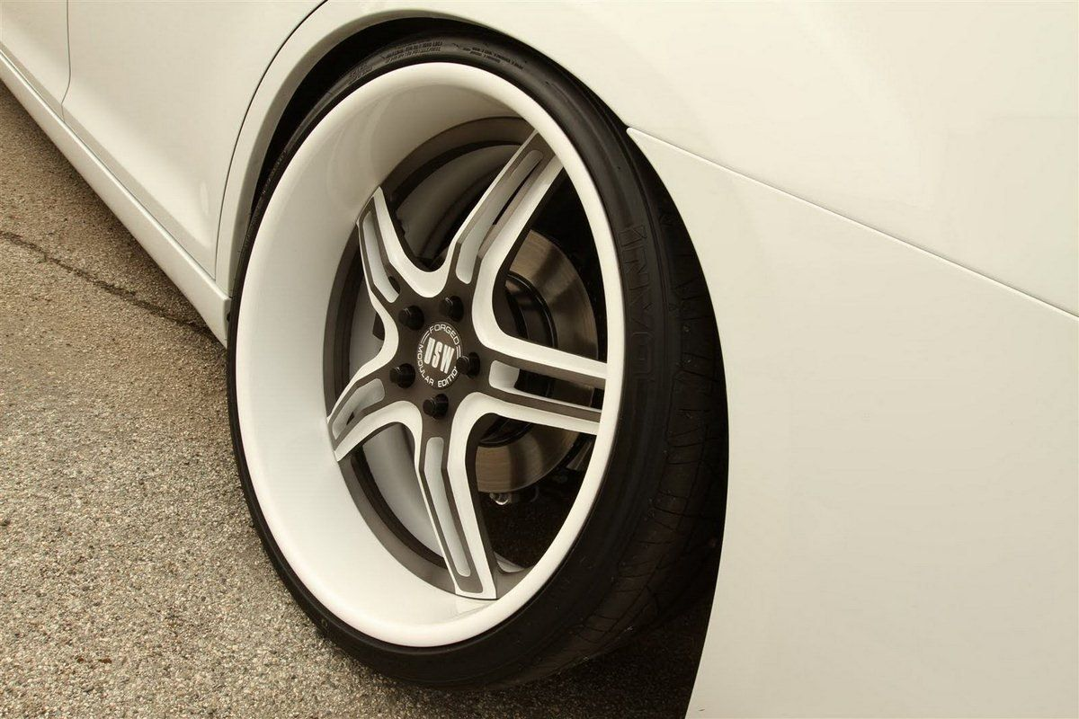 Make sure to keep to those Rims nice and clean