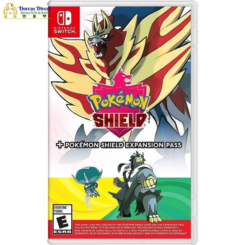 Pokemon Sword Or Shield Expansion Pass Bundle Game For Nintendo Switch In 2021 Pokemon Nintendo Switch The Expanse
