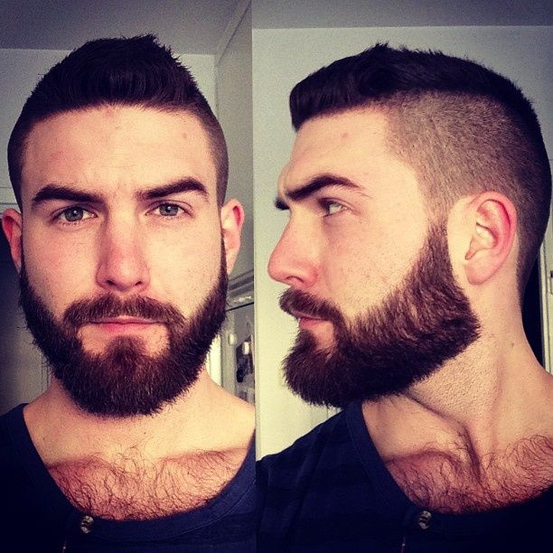 how to know if have great beard