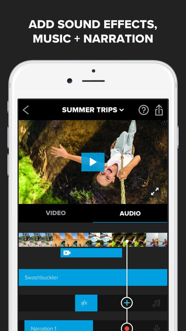 ‎Splice Video Editor + Movie Maker by GoPro on the App