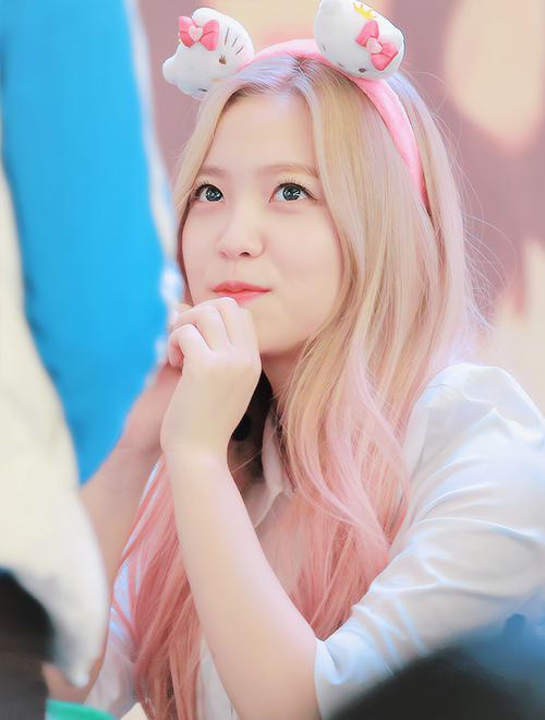 Yeri Red Velvet And Kpop Image Red Velvet Dyed Hair Hair Color