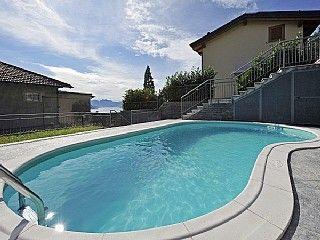 Kurzbeschreibung: Wohneinheit La Vele Gardino Ferienhaus in Menaggio von @homeaway! #vacation #rental #travel #homeaway
