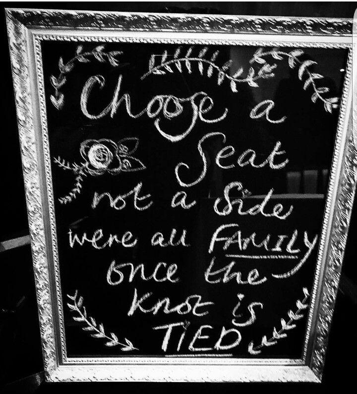 Reception board Wedding scrapbook, Art quotes