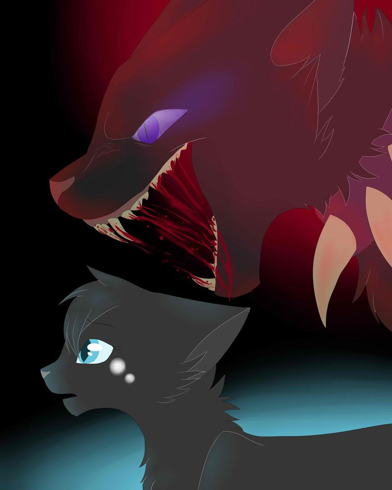 Warrior Cats Kit To Leader Bloodclan: Pin On Warrior Cats