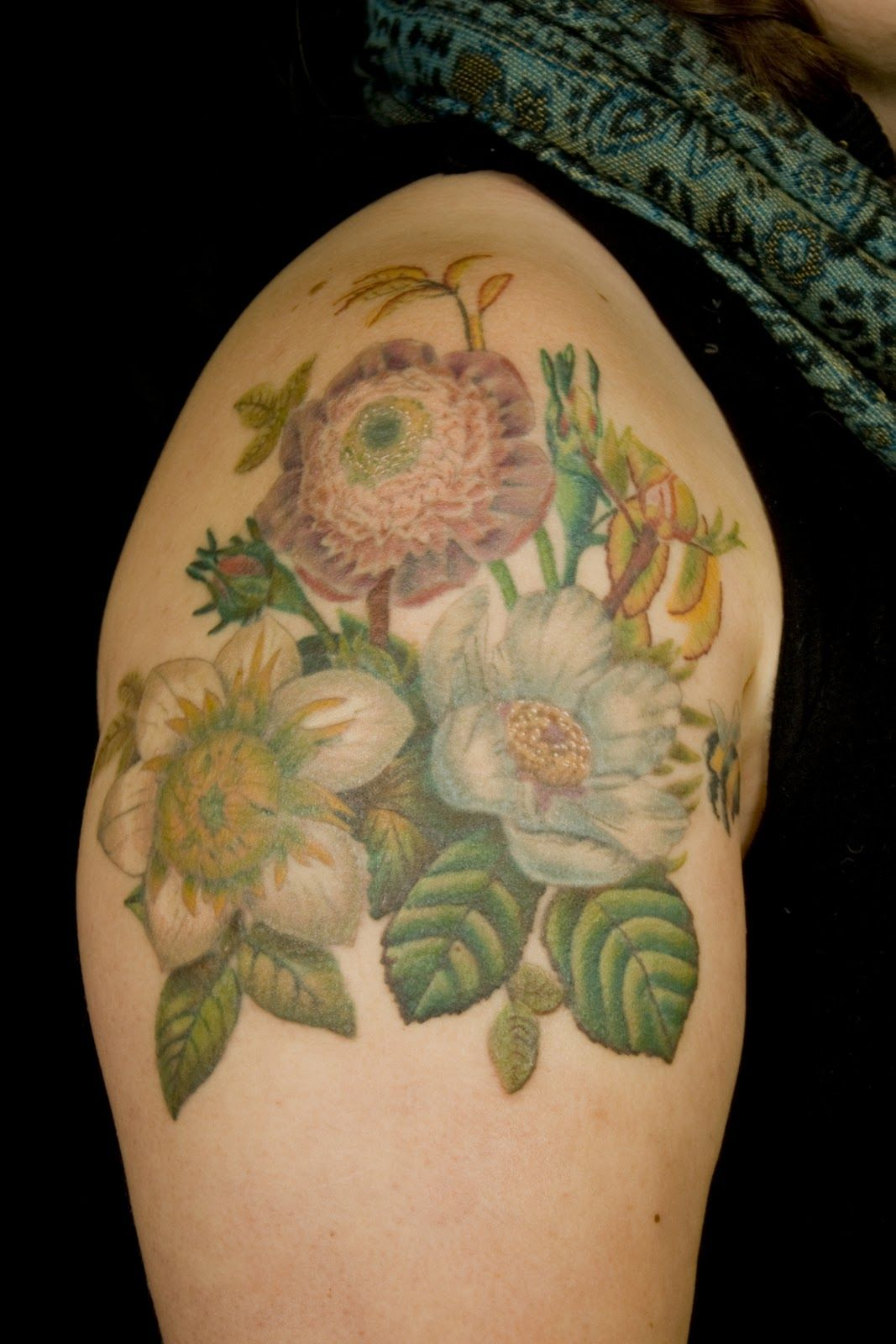 Cool new tattoo ideas for guys botanical flowers  floral tattoos  pinterest  botanical flowers
