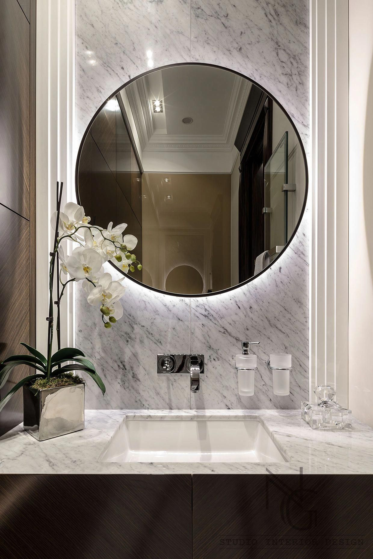10 Beautiful Breathtaking Powder Room Ideas Modern Powder Rooms