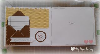 "My Paper Factory: Mini Album ""Baby Girl"""