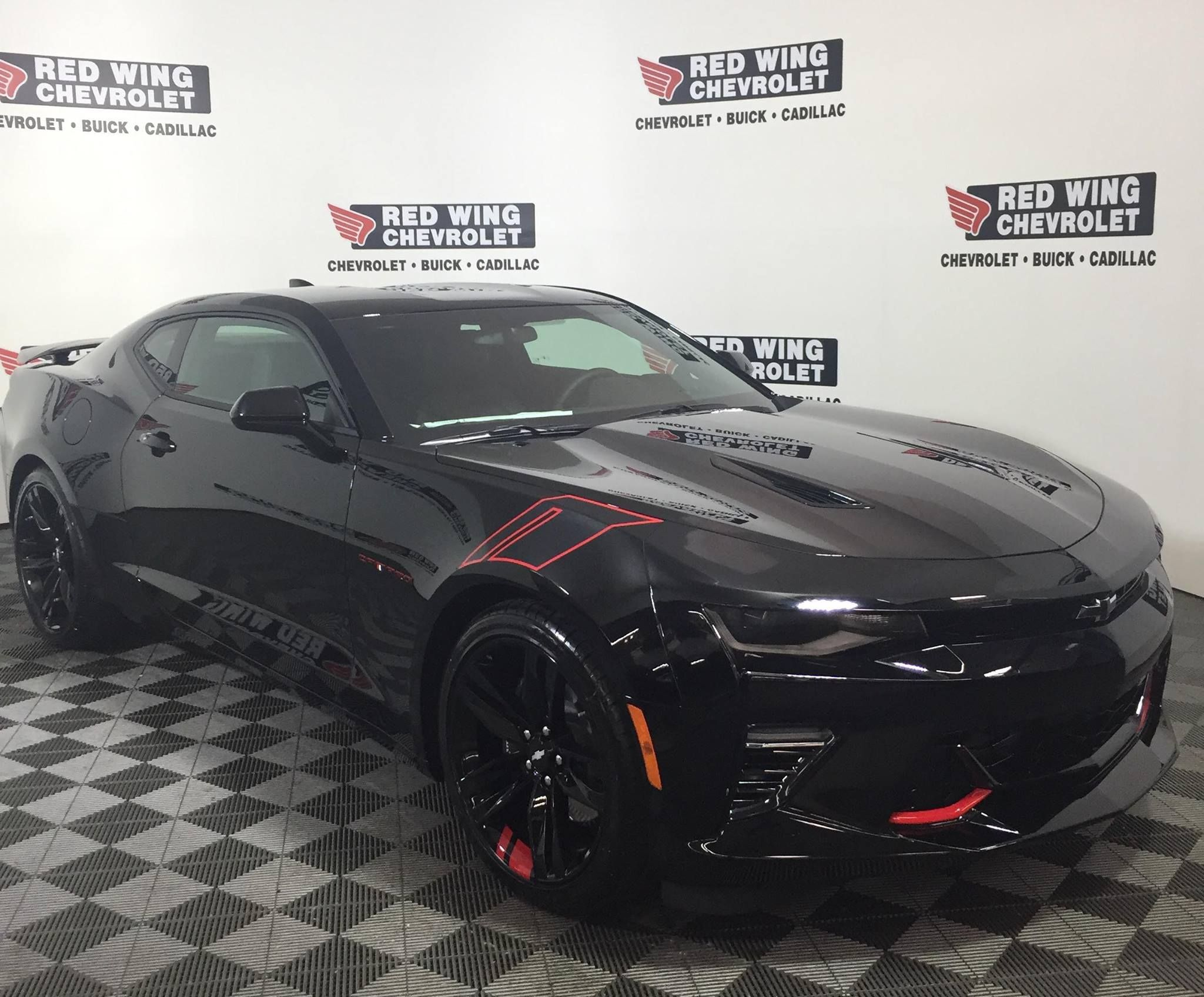 New 2017 Chevy Camaro 2ss Redline Edition