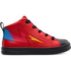 Camper Runner, Sneaker Kinder, Rot/Schwarz, Größe 28 (eu), K900200-003Camper.d...        Camper Runner, kids sneakers, red / black, size 28 (eu), K900200-003Camper.de #Black #Camper #K900200003Camperd #kids #Red #Runner #Size #Sneaker