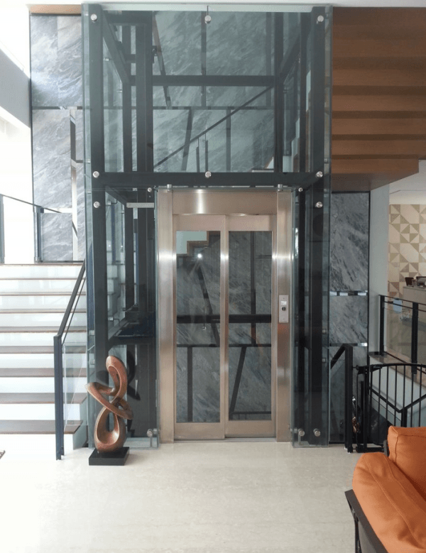 6 benefits of installing a home lift in your singapore for Modern home elevators