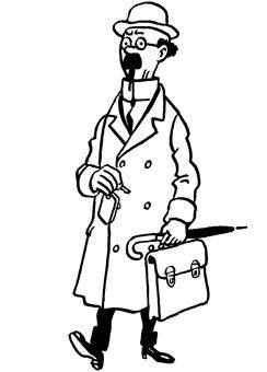 Professeur tryphon tournesol bandes dessin es 1 en 2019 - Dessin de tournesol ...