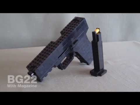 Get your model or building instructions now for LEGO guns ...