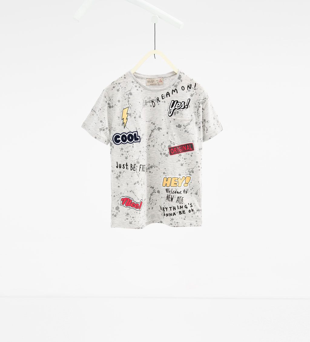 Camiseta Beb/é-para Ni/ñas United Colors of Benetton T-Shirt