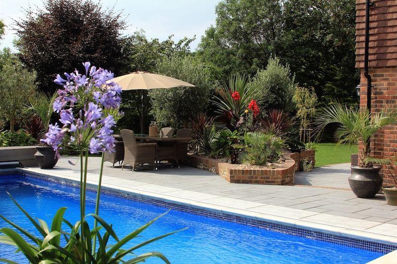 Large Garden Design project in Eastbourne | Garden design ...