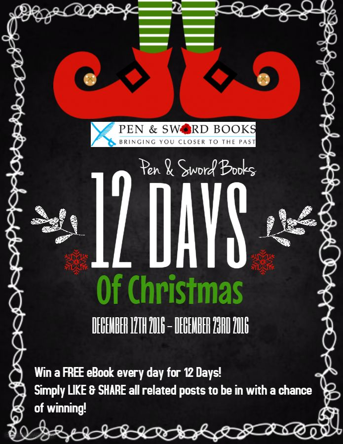 our 12 days of christmas countdown begins win a free ebook everyday
