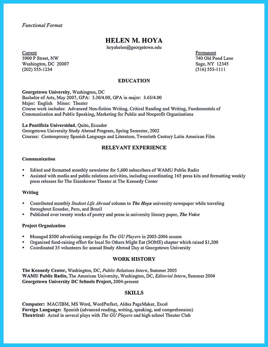 Csr Resume No Experience Resume Template Word Writing A Term