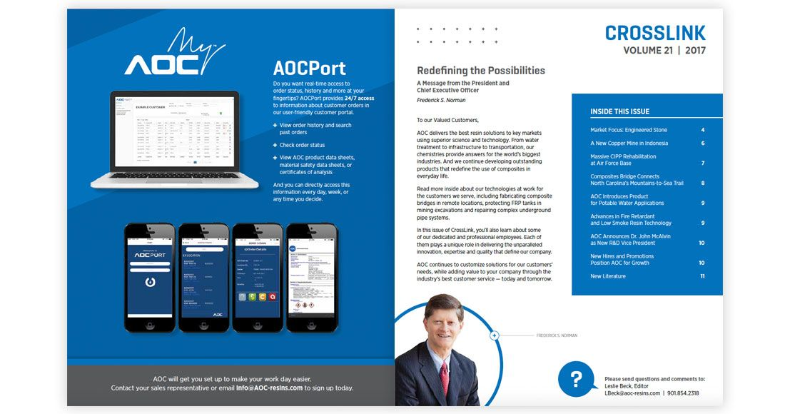 Kelley  Associates Created The Layout Design And Content For