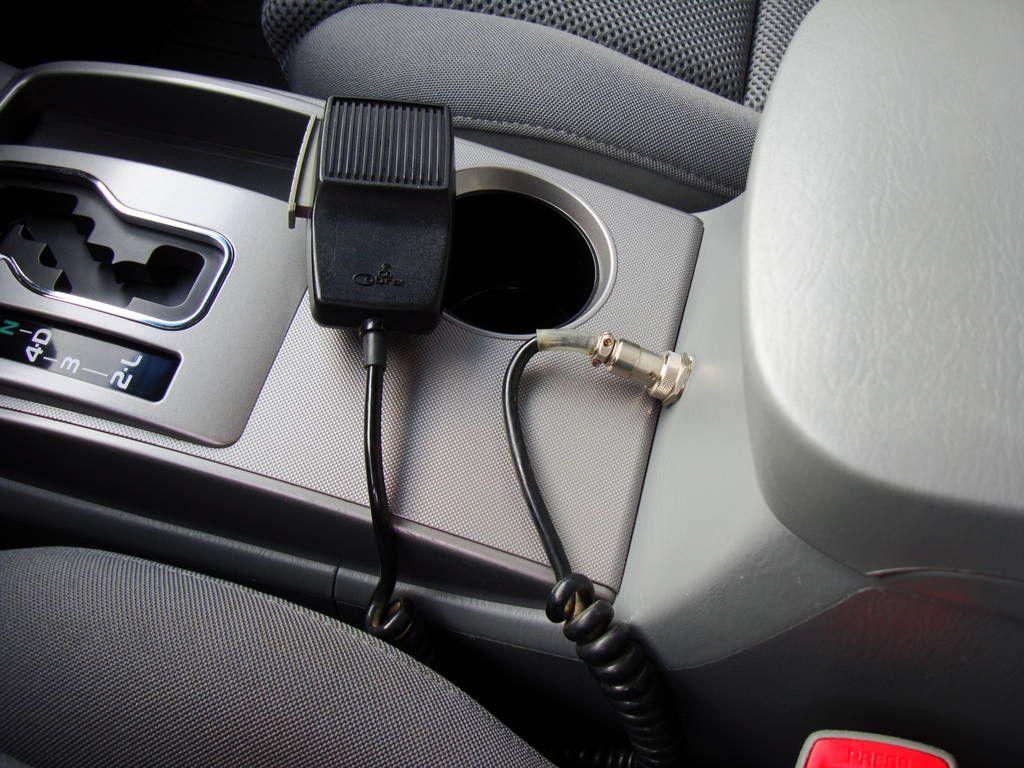 Hidden Cb Install Pics Ideas For The Truck Toyota Tacoma Lets Talk Dual Battery Isolators Fj Cruiser Forum World Forums