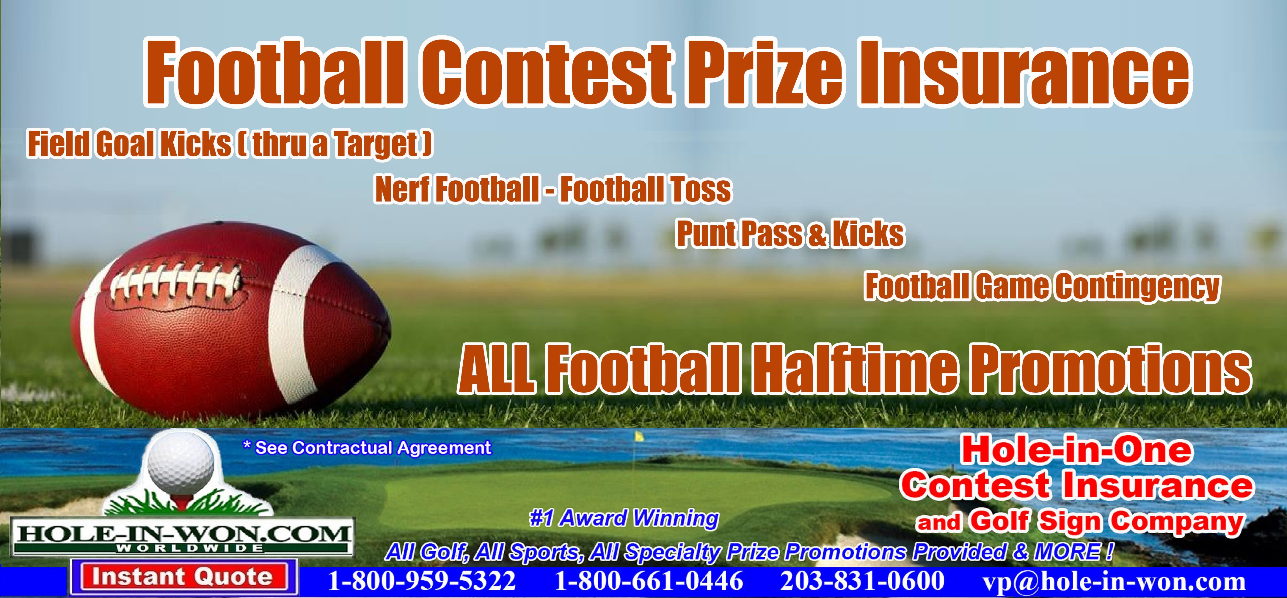 Pics of punt pass and kick prizes