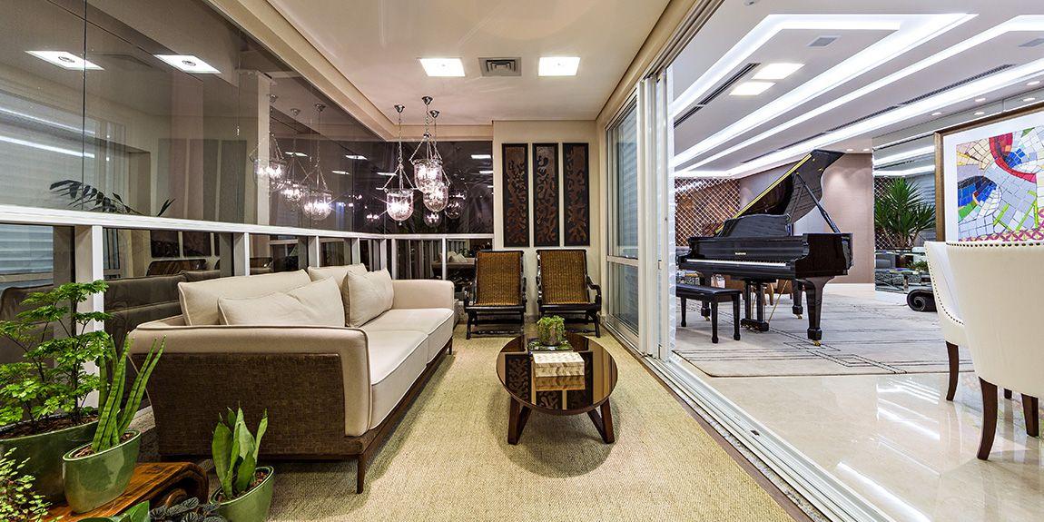 Apartamento Decorado Le Blanc Londrina Plaenge Maior Construtora Sul do Brasil