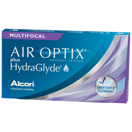 Buy Cheap AIR OPTIX plus HydraGlyde Multifocal Contact