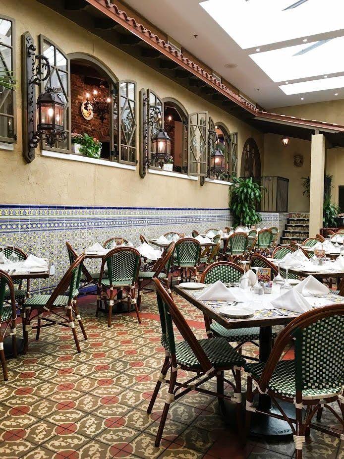 the columbia restaurant st augustine