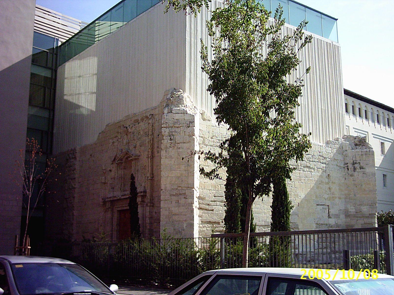 Patio Herreriano. Valladolid. J.Carlos Arnuncio