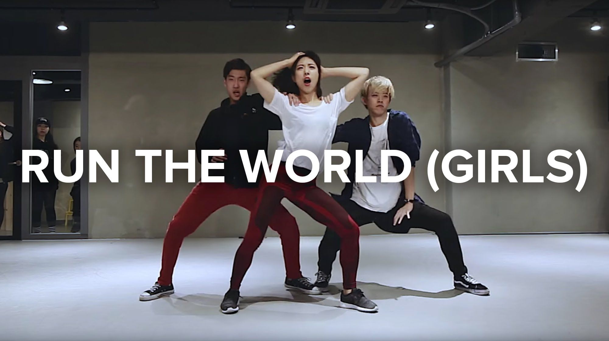 Lia Kim Choreography Run The World Girls Beyonce Youtube