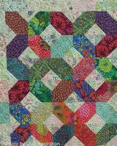 Quilt Inspiration: More Kaffe Fassett Quilts