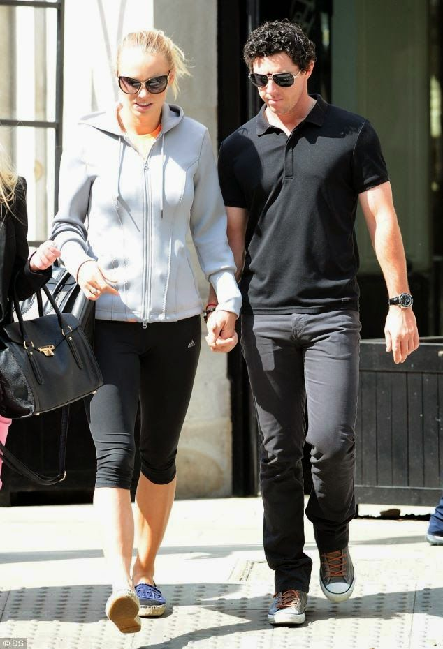 The Other Paper Rory Mcilroy Breaks Off Engagement To Caroline Woz Rory Mcilroy Caroline Wozniacki Rory