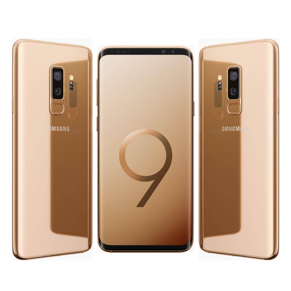 Samsung Galaxy S9 Plus Sunrise Gold Samsung Galaxy S9 Samsung Galaxy Samsung Phone