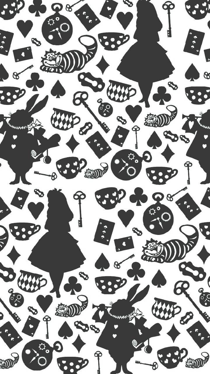 Download Alice In Wonderland Wallpaper By Tw1stedb3auty 45 Free On Zedge Now Browse M Alice In Wonderland Aesthetic Disney Background Alice In Wonderland
